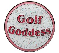 Navika Shimmery Golf Ball Markers (Golf Goddess)