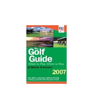 The Golf Guide Book 2007
