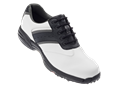 FootJoy Mens Greenjoys Golf Shoes 2012  White/Black/Charcoal