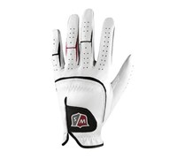 Wilson Staff Grip Plus Golf Gloves  3 Pack