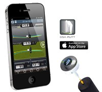 3Bays GSA IOS Golf Putting Analysis