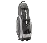 Masters Tour Trek GTS-5 Golf Travel Cover (Black/Grey)