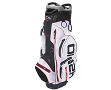 Sun Mountain H2NO Waterproof Staff Cart Bag 2013 (Black/White/Red)
