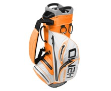 Sun Mountain H2NO Waterproof Staff Cart Bag 2013 (Lava/White)