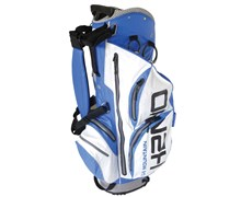 Sun Mountain H2NO Waterproof Staff Cart Bag 2013 (White/Royal)