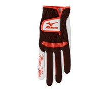 Mizuno Ladies Hana Golf Gloves (Brown/Orange)