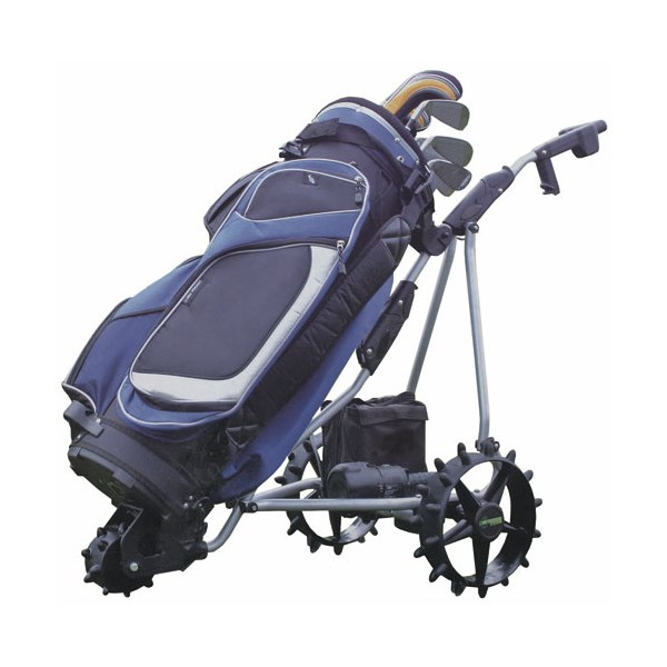 The Hedgehog Fairway Protector For Hill Billy Electric Trolley
