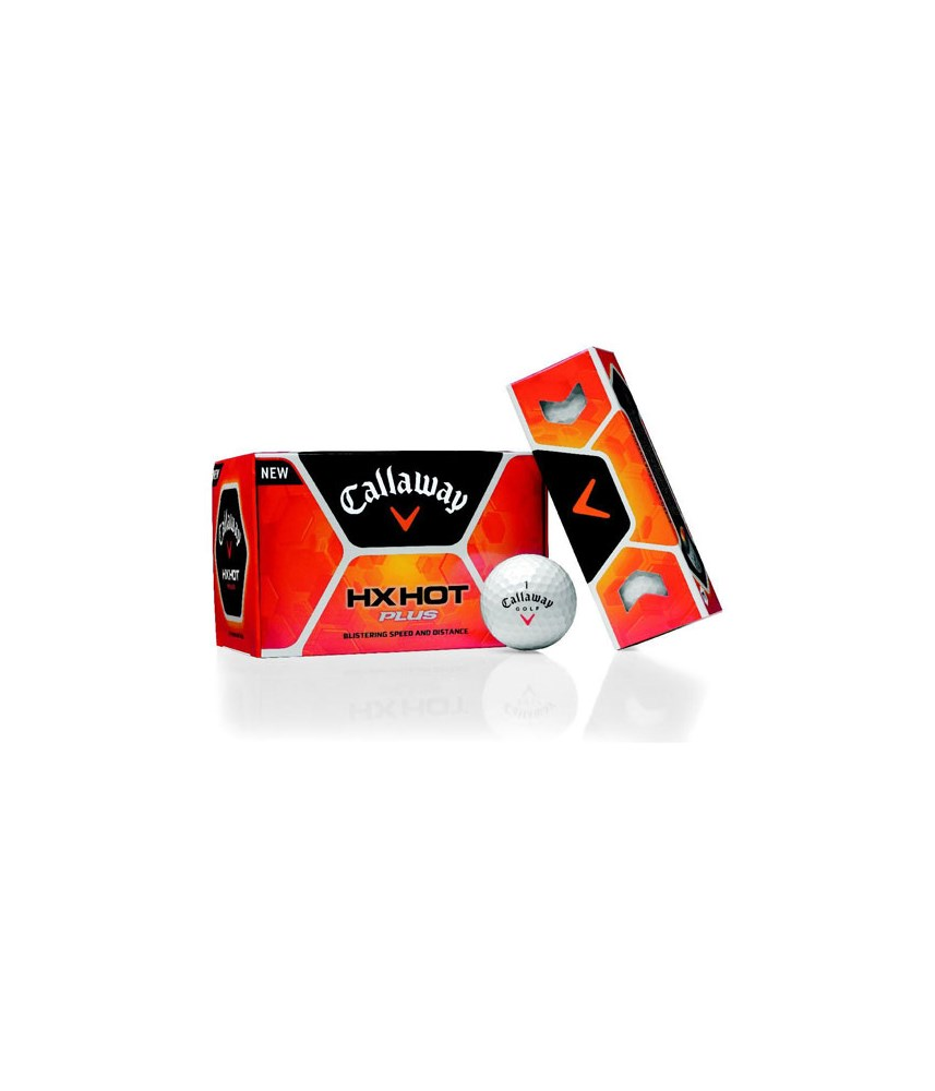 Callaway HX Hot Plus Balls user reviews : 4.6 out of 5 - 2 ...
