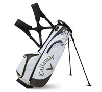 Callaway Golf Hyper-Lite 2 Stand Bag 2014 (White/Lime/Charcoal)