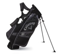 Callaway Golf Hyper-Lite 3 Stand Bag 2014 (Black/Charcoal)