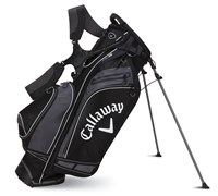 Callaway Golf Hyper-Lite 5 Stand Bag 2014 (Black/Charcoal)