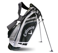 Callaway Golf Hyper-Lite 5 Stand Bag 2014 (White/Black/Blue)