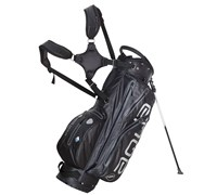 Big Max I-Dry Aqua Lite Stand Bag (Black)