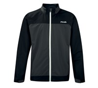 Ping Collection Junior Isley Waterproof Jacket 2014 (Asphalt/Black)
