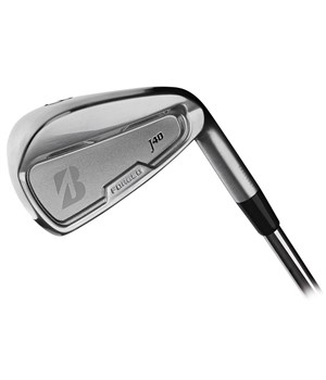 Bridgestone J40 Dual Pocket Cavity Irons (Steel Shaft)