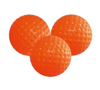 Jelly Golf Practice Balls (Orange)