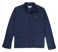 Lyle and Scott Mens Showerproof Functional Wind Jacket 2014 (Navy)