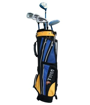 Longridge Junior Tiger Plus Package Set (Graphite Shaft)