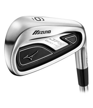 Mizuno JPX-800 Pro Irons (Steel Shaft)