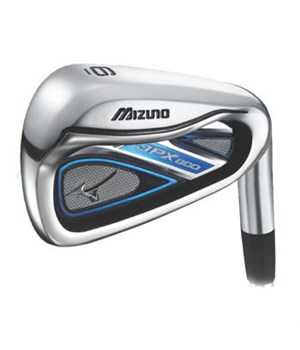 Mizuno JPX-800 Irons (Steel Shaft)