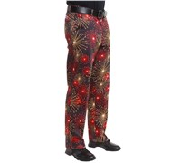 Royal And Awesome Ka-Boom Golf Trouser (Multi Coloured)