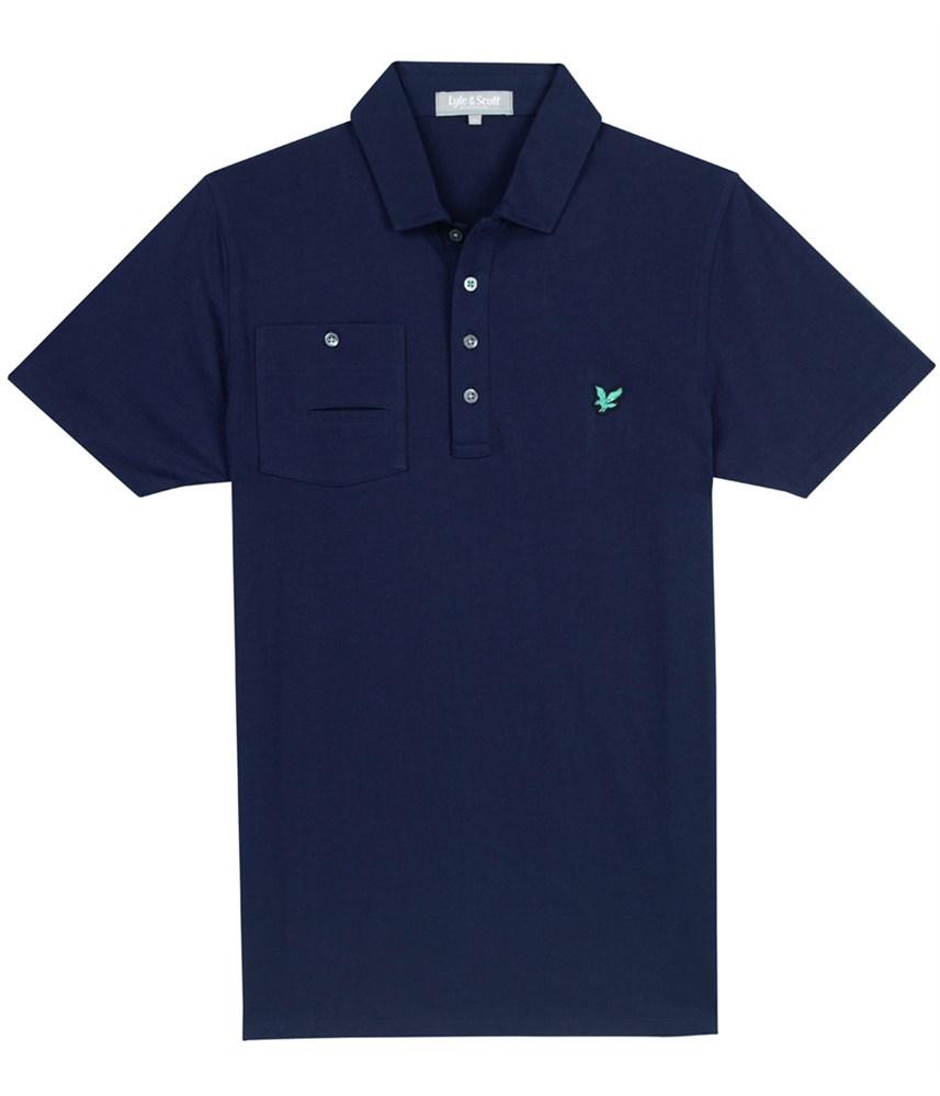 Mens Polo Shirts With Pockets