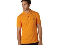 Lyle and Scott Mens Club Collar Stripe Polo 2012