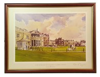 Kenneth Reed - Golf Series Prints
