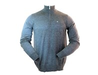 J Lindberg Mens Kian Patch True Merino Knit Sweater 2013