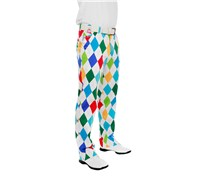 Royal And Awesome King Of Diamonds Golf Trouser (Multi Coloured)