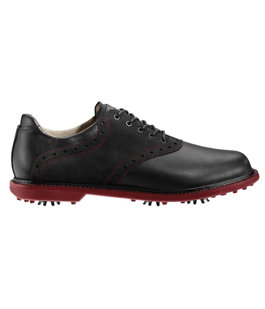 Ashworth Mens Kingston Saddle Golf Shoes