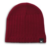 Mizuno Knit Beanie (Red)