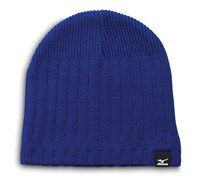 Mizuno Knit Beanie (Royal Blue)