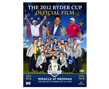 Ryder Cup 2012 Official Film  DVD