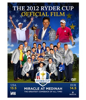 Ryder Cup 2012 Official Film (DVD)