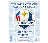 Ryder Cup 2012 Diary and Official Film  DVD