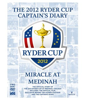 Ryder Cup 2012 Diary and Official Film (DVD)