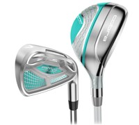 Cobra Ladies AMP Cell S Hybrid Combo Irons  Graphite Shaft