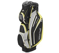Wilson Staff Ladies Nexus Cart Bag 2015 (Black/Citron)