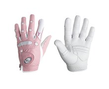 Bionic Ladies StableGrip Pink Ribbon Classic Golf Gloves