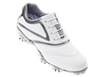 FootJoy Ladies Sport Golf Shoes 2013  White/Silver