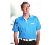 Stromberg Mens La Manga Cool Dry Golf Shirt (Teal)