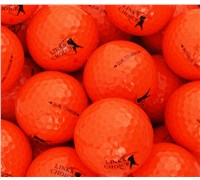 Links Choice Coloured Optic Golf Balls (Orange)