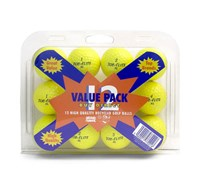 Optic Grade A Lake Balls (Yellow)