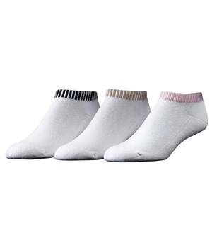 FootJoy Ladies ComfortSof Sportlet Socks (3 Pairs) 2012