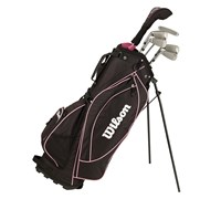 Wilson Ladies Prostaff HL Combo Half Golf Set  Graphite Shaft