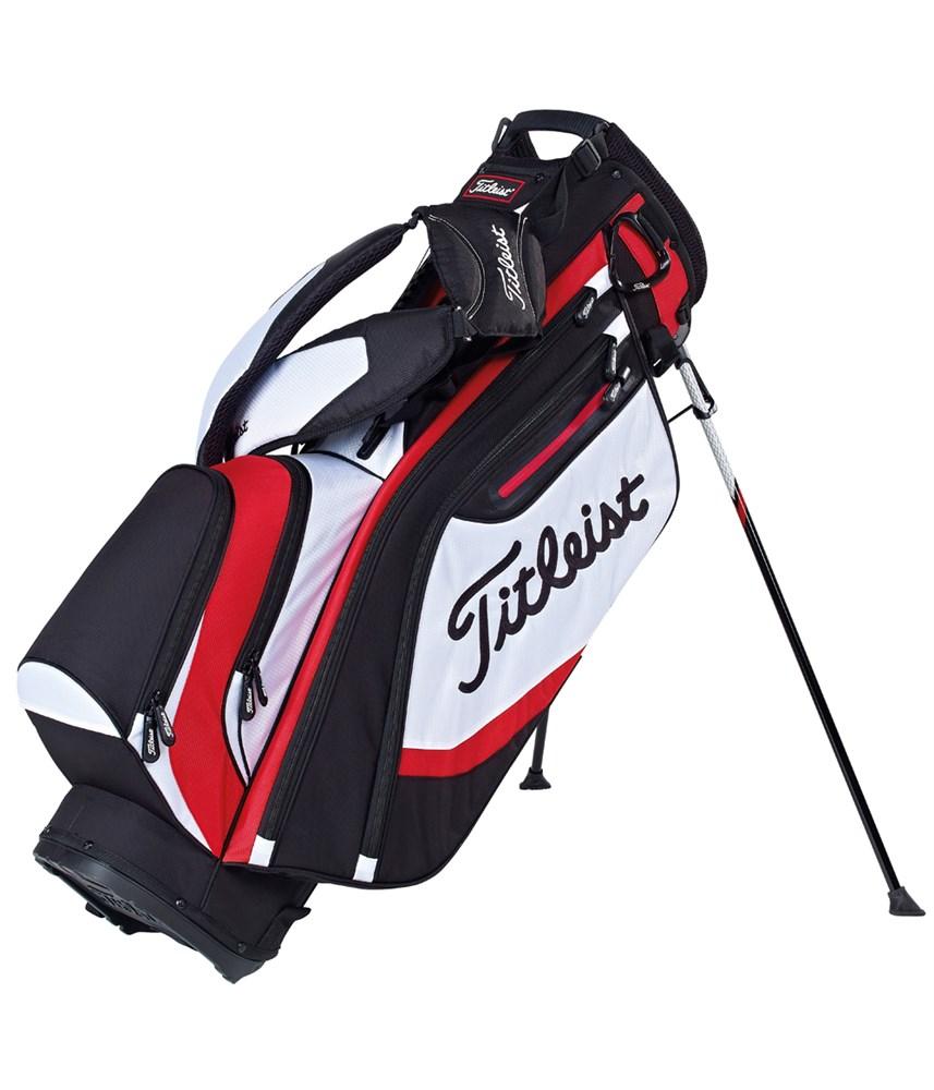 titleist lightweight golf stand bag 2016 golfonline. Black Bedroom Furniture Sets. Home Design Ideas