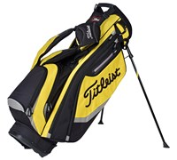 Titleist Lightweight Golf Stand Bag 2015 (Yellow/Black)