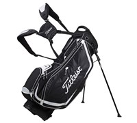 Titleist Lightweight SE Stand Bag 2013 (Black/White)