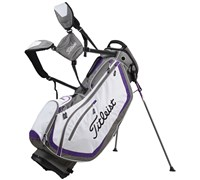Titleist Lightweight SE Stand Bag 2013 (Grey/White/Graphite)